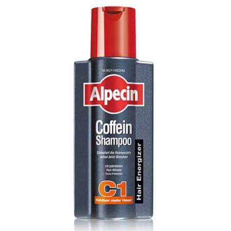 Alpecin C1 koffein sampont hajhullás ellen (Energizer Coffein Shampoo) 250 ml