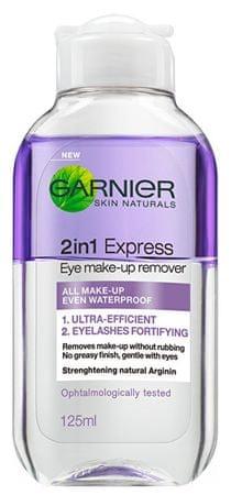 Garnier Do usuwania makijażu oczu dwufazowy 125 ml