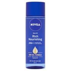 Nivea Tělo vý výživný olej Body Oil 200 ml