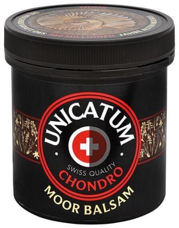 Herbamedicus Unicatum Chondro - rašelinový balzám s bylinnými extrakty 250 ml