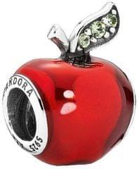 Pandora Prekrásny korálik Disney Snehulienkina jablko 791572EN73 striebro 925/1000