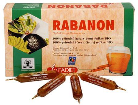 Phytoderma Bio Rabanon 20x10 ml