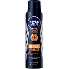 Nivea Antiperspirant ve spreji pro muže Stress Protect Men 150 ml