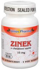 Unios Pharma Zinek v chelátové vazbě 90 tbl.