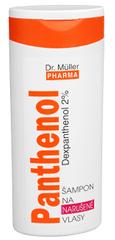 Dr. Müller Panthenol šampón na narušené vlasy 250 ml