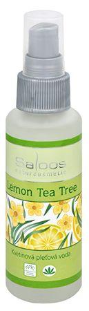 Saloos Kvetinová pleťová voda - Lemon tea tree 50 ml