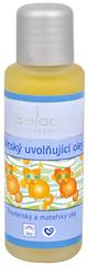 Saloos Bio Detský uvoľňujúci olej 50 ml