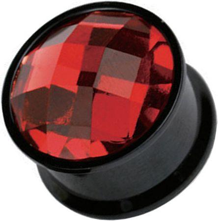 Tribal Piercing alagút BPSJ04 (dimenzió 8 mm)