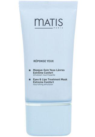Matis Paris Ošetrujúci maska na oči a pery pre extrémne komfort Réponse Yeux (Eyes & Lips Treatment Mask Extre