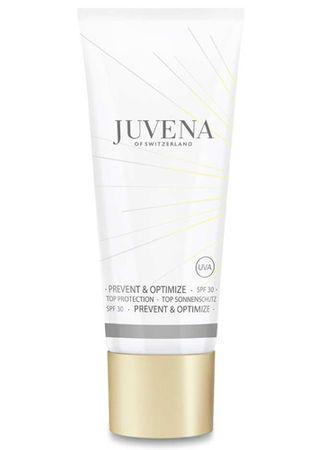 Juvena Selymesen gyengédarcápoló fluid a bőr korai öregedése ellen SPF 30 (Prevent & Optimize Top Protectio
