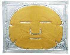 Jednorázové masky Kollagén és arany tartalmú arcmaszk (Gold Collagen Crystal Mask)1 db