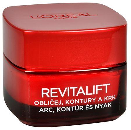 Loreal Paris Revitalift ránctalanító és bõrfeszesítõkrém arcra és nyakra 50 ml