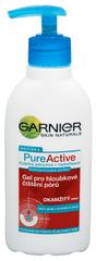 Garnier PureActive żel do głębokości porów oczyszczający 200 ml