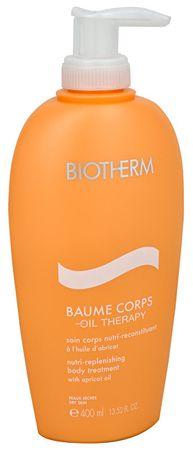 Biotherm Baume Corps Oil Therapy tápláló testápoló száraz bőrre(Nutri-Replenishing Body Treatment) 400 ml