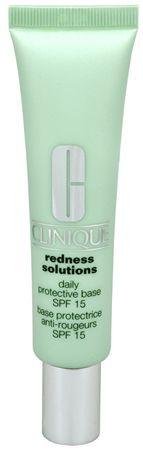 Clinique Ochranný denní krém proti zarudnutí pleti Redness Solutions SPF 15 (Daily Protective Base) 40 ml