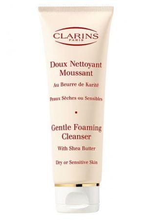 Clarins Jemná čisticí pěna pro suchou a citlivou pleť (Gentle Foaming Cleanser) 125 ml