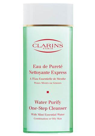 Clarins Expresný odličovač pre zmiešanú až mastnú pleť (Water Purify One-Step Cleanser) 200 ml