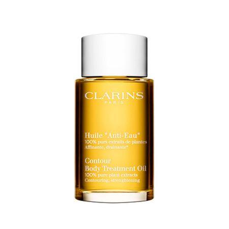 Clarins Vvíztelenítő hatású t100% növényi testápoló olaj (Body Treatment Oil Contouring, Strengthening) 100