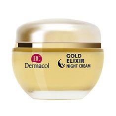 Dermacol Odmładzający Kawior Krem na noc (złoty eliksir Krem na noc) 50 ml