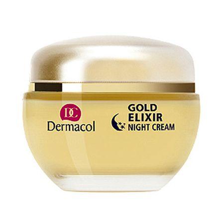 Dermacol Bőrfiatalító éjszakai krém kaviárral (Gold Elixir Night Cream) 50 ml
