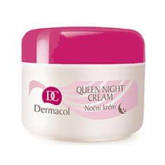 Dermacol Nočný regeneračný krém s výťažkami z morských rias (Queen Night Cream) 50 ml