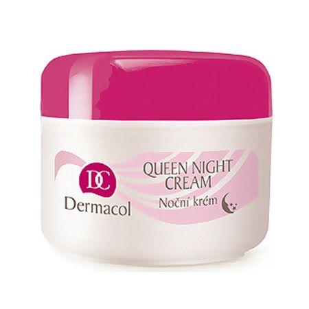 Dermacol Regeneráló éjszakai krém algakivonattal (Queen Night Cream) 50 ml