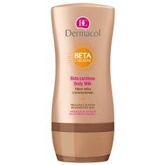 Dermacol Telové mlieko po opaľovaní s beta-karoténom (Beta-Carotene Body Milk) 200 ml