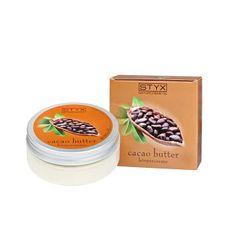 Styx Naturcosmetic Cacao Butter tělový krém skakaovým máslem