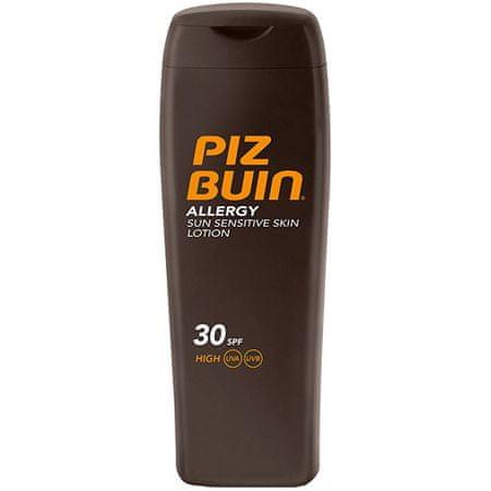 PizBuin Mléko na opalování SPF 30 (Allergy Lotion) 200 ml