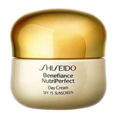 Shiseido A helyreállító nappali krém SPF 15 Benefiance NutriPerfect (nappali krém) 50 ml