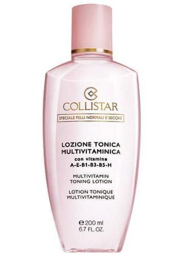 Collistar Multivitamínové pleťové tonikum (Multivitamin Toning Lotion) (Objem 200 ml)