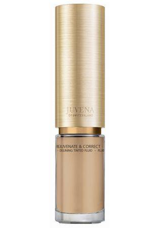 Juvena Tónující fluid SPF 10 (Rejuvenate & Correct Delining Tinted Fluid) 50 ml (Odstín Natural Bronze)