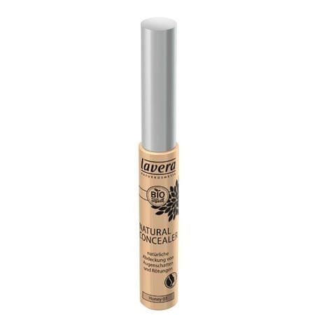 Lavera Természetes folyékony korrektor (Natural Concealer) 6,5 ml (árnyék No. 1 Slonová kost*)