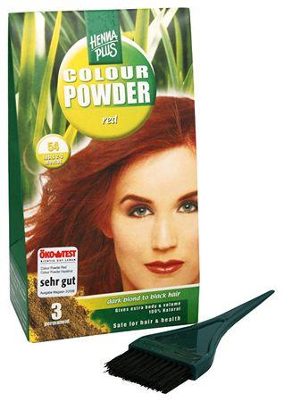 Hennaplus Természetes hajfesték por (Color Powder) (árnyalat 50 Zlatá blond)