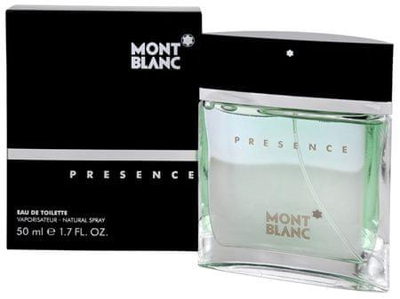 Mont Blanc Presence - EDT 50 ml