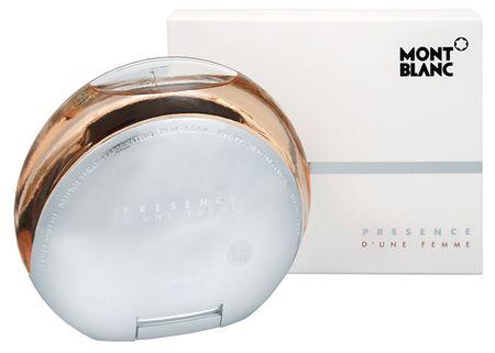 Mont Blanc Presence D`Une Femme - EDT 75 ml
