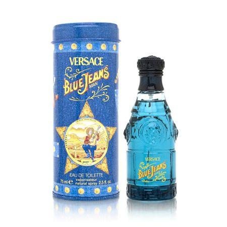 Versace Blue Jeans - woda toaletowa 75 ml