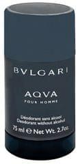 Bvlgari Aqva Pour Homme - tuhý deodorant