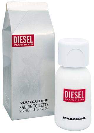 Diesel Plus Plus Masculine - woda toaletowa 75 ml