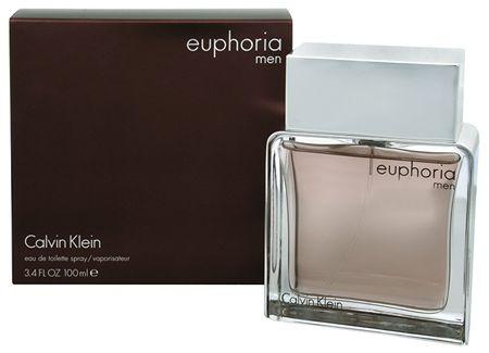Calvin Klein Euphoria Men - woda toaletowa 100 ml