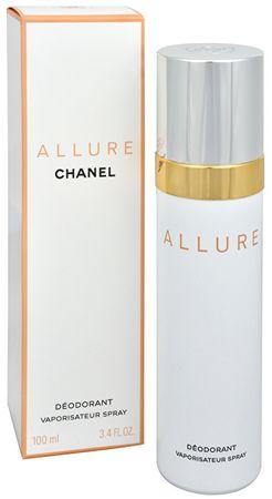 Chanel Allure - dezodor spray 100 ml
