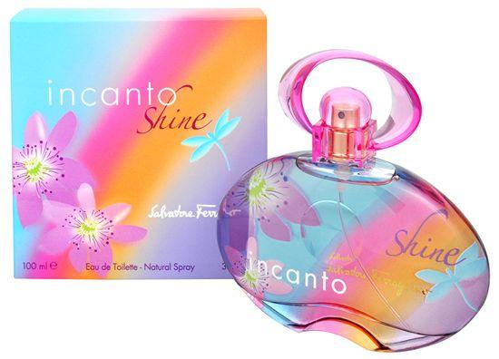 Salvatore Ferragamo Incanto Shine - EDT 100 ml