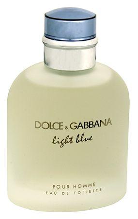 Dolce & Gabbana Light Blue Pour Homme - woda toaletowa TESTER 125 ml