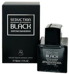 Antonio Banderas Seduction In Black - woda toaletowa