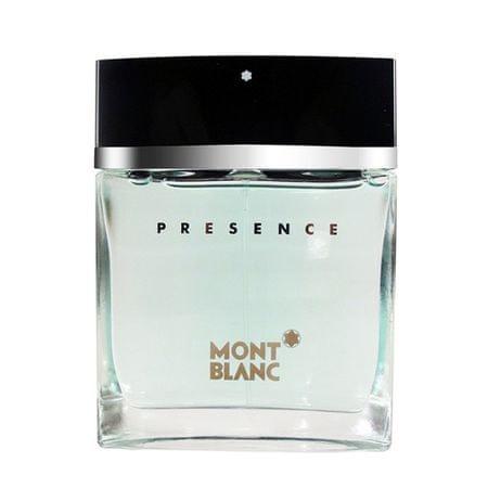 Mont Blanc Presence - EDT TESZTER 75 ml