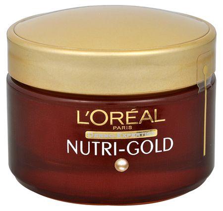 Loreal Paris Nutri-Gold extra tápláló éjszakai krém 50 ml