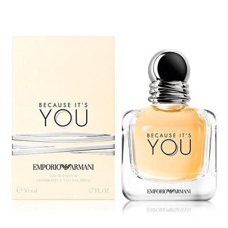 Giorgio Armani Emporio Armani Because It's You - woda perfumowana 50 ml
