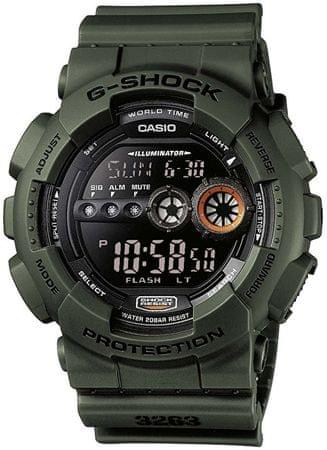 CASIO G/G-SHOCK GD-100MS-3ER