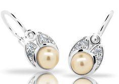 Cutie Jewellery Dzieci Kolczyki C2254-10-C1-S-2 srebro 925/1000