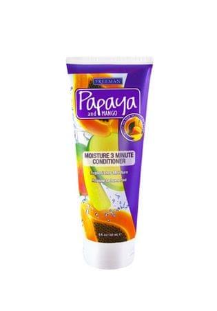 Freeman Hidratáló balzsam papaya, mangó (3 minute Massive Moisture balzsam) 150 ml